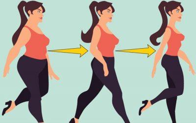 Perdre du poids pour courir