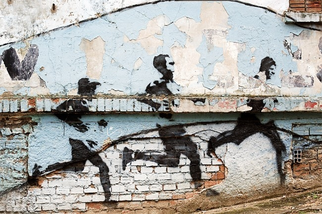Le mythe du mur : une image, un mirage…