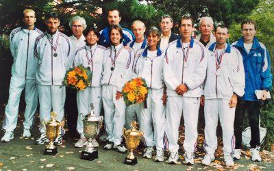 Championnats d'Europe 100km 2002 (Winschoten – Hollande)
